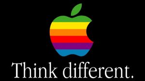 Почему у Apple слоган Think Different